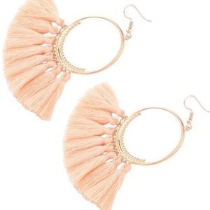 New with no tag Bohemian Hooped Earrings